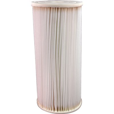 OmniFilter RS6 Compatible 10 x 4.5 Whole House Pleated Sediment Water Filters 2