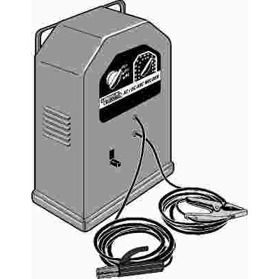 Lincoln Electric Part # K1297 - Lincoln Electric 225 Amp Ac