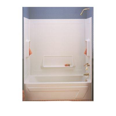 DELTA PRO WALL™ BATHTUB WALL KIT