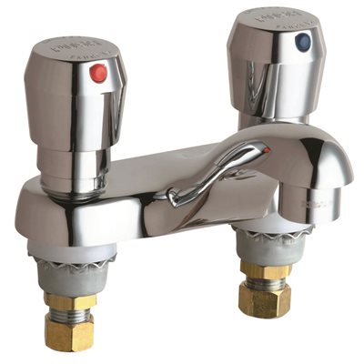 Chicago Faucets Part # 802-V665ABCP - Chicago Faucets Mvp Metering ...