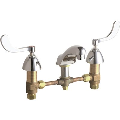 Chicago Faucets Part # 404-V317ABCP - Chicago Bathroom Faucet 2 ...