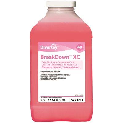 Breakdown Part # 95773791 - Breakdown 84 5 Oz  Fresh Scent