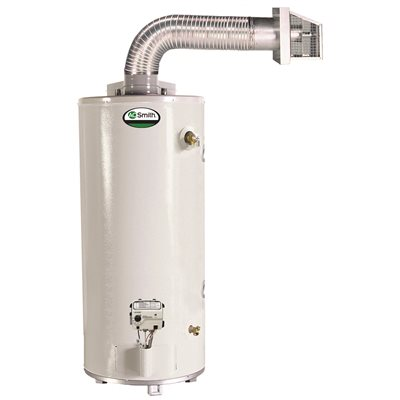 ao smith gas water heater. PROMAX® SL RESIDENTIAL DIRECT VENT GAS WATER HEATER, 50 GALLON, 47,000 BTUH, Ao Smith Gas Water Heater