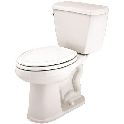 Gerber Plumbing Part # 28-890 - Gerber® Avalanche™ Toilet Tank, 1.6 ...
