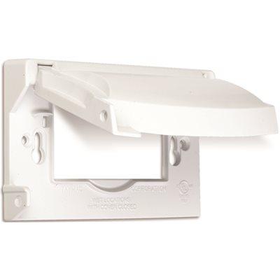 Bell Part # MX1250W - Bell 1-Gang Horizontal Or Vertical