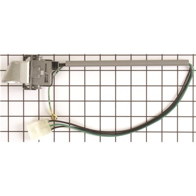Whirlpool Part # 3949238 - Whirlpool Washer Lid Switch Assembly
