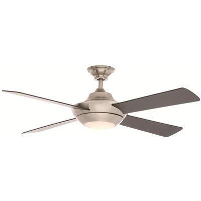 Home Decorators Collection Part Ag942iled Bn Home Decorators Collection Moonlight 52 In Indoor Brushed Nickel Ceiling Fan With Light Kit Ceiling Fans Home Depot Pro