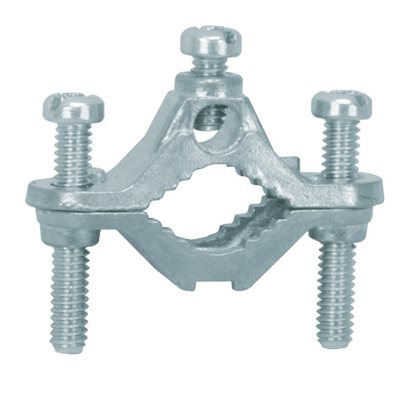 GROUND WIRE PIPE CLAMP