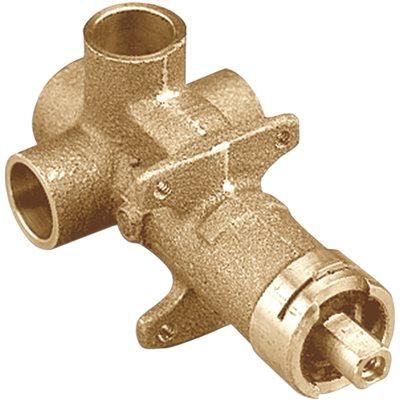 moen shower rough in valve - Moen Shower Valves