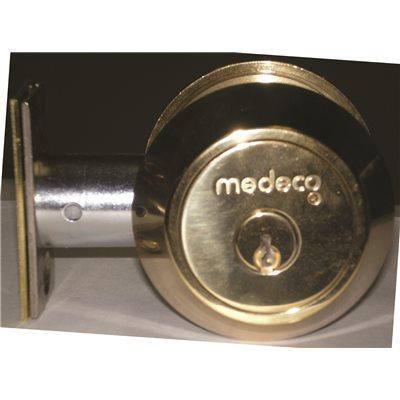 Medeco Part # 11TC62105FM - Medeco D11 Ser Maxum Dbl Cyl Deadbolt ...
