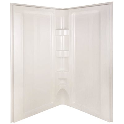 Delta Part # 403401 - Neo-Angle Shower Wall Kit, 42 In. - Shower ...
