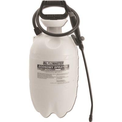 Rl Flo Master Part Rl Flo Master Rl Flomaster Polyethylene Hand Pump Sprayer White 3 Gallons Trigger Foam Gun Sprayers Home Depot Pro