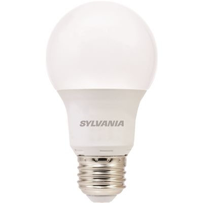 Sylvania Contractor Series Led Lamp A19 14-Watts 5000k 80 Cri Medium Base  120-