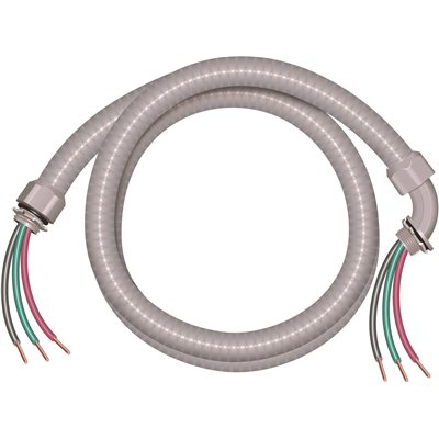 Gray 24//4 CAT5e CMR Riser Cable Southwire 500 ft