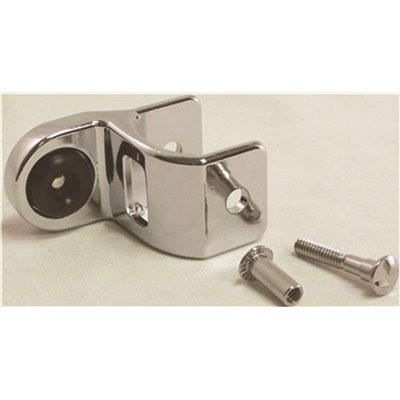 Strybuc Industries Part 91 5a Bumper Keeper For Steel Door With Screws Bathroom Partition Accessories Home Depot Pro