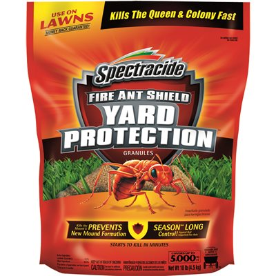 SPECTRACIDE YARD PROTECTION GRANULES