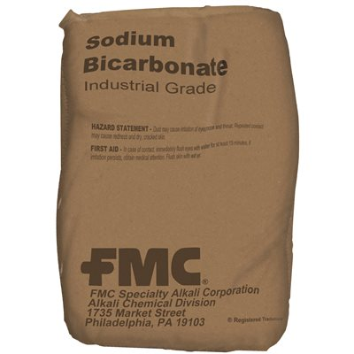 Brenntag Part # - Brenntag Sodium Bicarbonate 50Lb - Pool