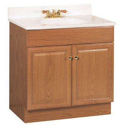 Rsi Home Products Richmond Bathroom Vanity Cabinet With
