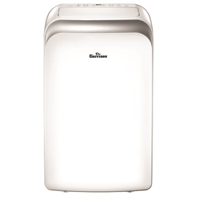Garrison Part Mppd 12crn1 Bh9 Garrison 12 000 Btu Portable Air Conditioner With Remote In White Portable Air Conditioners Home Depot Pro