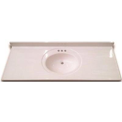 Premier 43 In X 22 Custom Vanity, Bathroom Vanity Tops 43 X 22