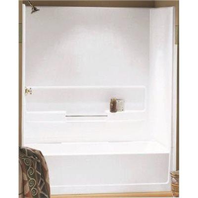 Sterling Plumbing Part # 61034100-0 - Advantage™ Bathtub/Shower Wall ...