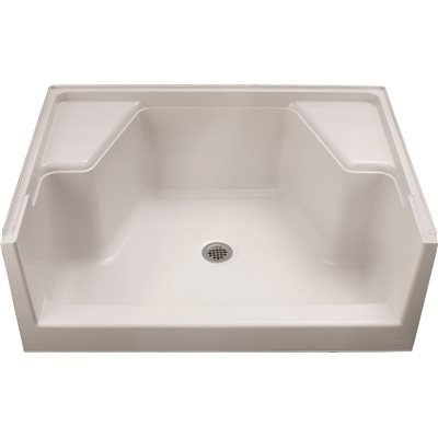 Sterling Plumbing Part # 62031100-0 - Sterling Vikrell Shower Base ...