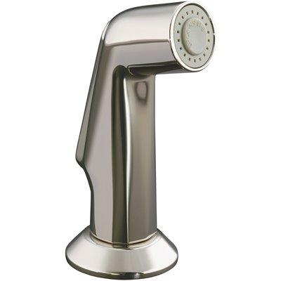 Kohler Part Gp1021724 Cp Kohler Kitchen Faucet Sidesprayer In Chrome Faucet Sprayers Home Depot Pro