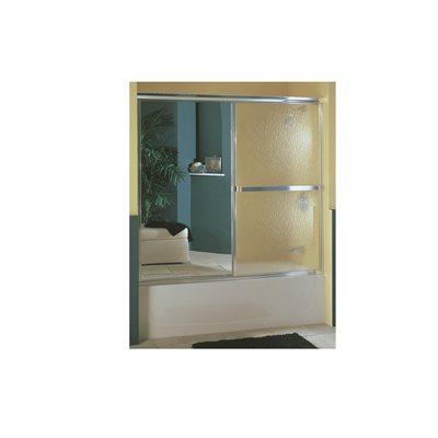 STERLING® STANDARD BATHTUB DOOR WITH MIRROR PANEL 56-1/8 IN.  sc 1 st  Barnett & Sterling Plumbing Part # 697B-59S - Sterling® Standard Bathtub Door ...