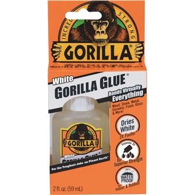 Gorilla Part # 52012 - Gorilla 2 Fl  Oz  White Glue - Multi