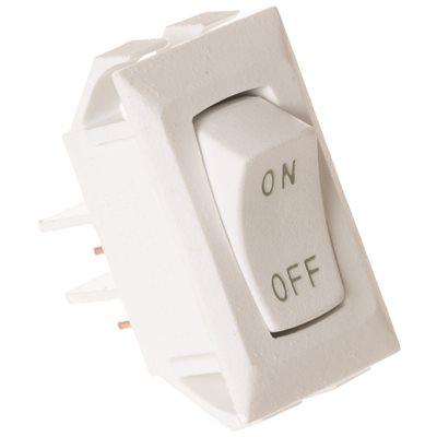 Ge Part # WB24K5022 - Ge Range Oven Rocker Light Switch