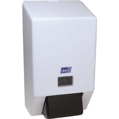 Deb Part # - Deb Dispenser Hand Santizer White - Hand Sanitizer