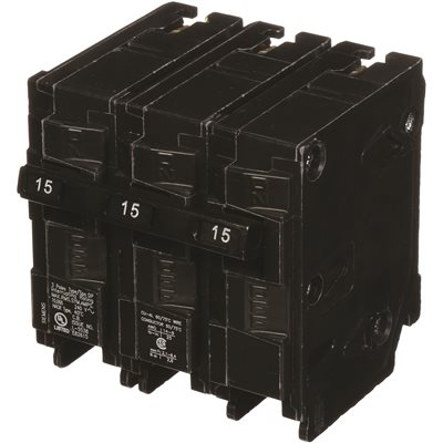 Siemens Part # Q320 - Siemens 20 Amp Three-Pole Type Qp