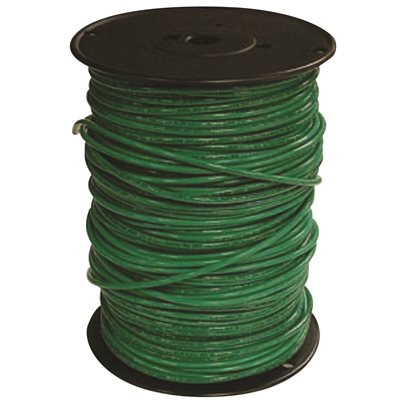 Southwire Part # 11599801 - Southwire 500 Ft  10 Green Solid