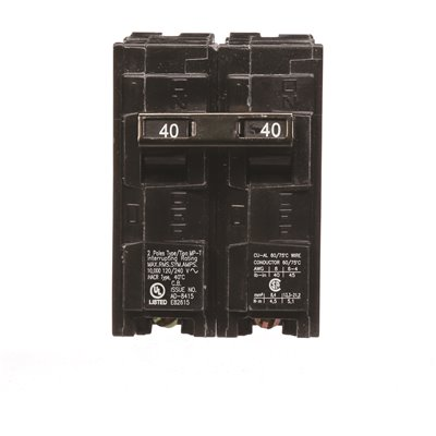 Murray Part # MP240 - Murray 40 Amp Double-Pole Type Mp