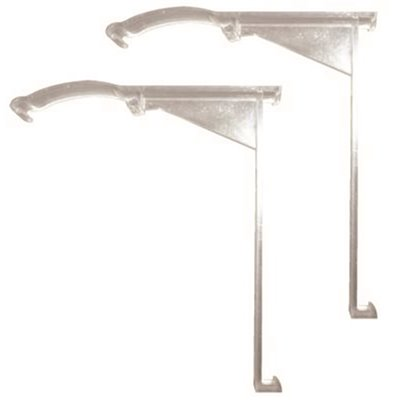 DESIGNERS TOUCH 560312 Vertical Blind Replacement Hanger Stem