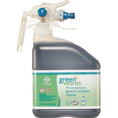 Clorox Part 31754 Clorox Green Works General Purpose Cleaner