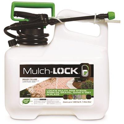 MULCHLOCK LANDSCAPE ADHESIVE, READY-TO-USE, 1-1/2 GALLON