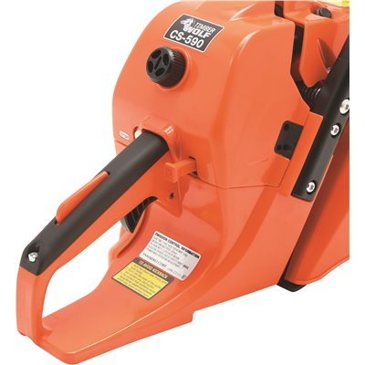 Echo Part Cs 590 24 Echo 24 In 59 8 Cc Gas 2 Stroke Cycle Chainsaw Chain Saws Home Depot Pro