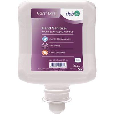 Debmed Part 101561 Debmed Alcare Extra Foaming Hand Sanitizer