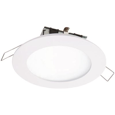 Halo Part Smd4r6950whdm Halo Smd Dm 4 In 5000k Remodel Canless Recessed Integrated Led Kit Light Panels Home Depot Pro