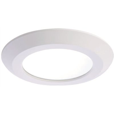 Halo Part Sld606930wh Halo 6 In White Integrated Led Recessed Trim Downlight 90 Cri 3000k Cct Light Panels Home Depot Pro