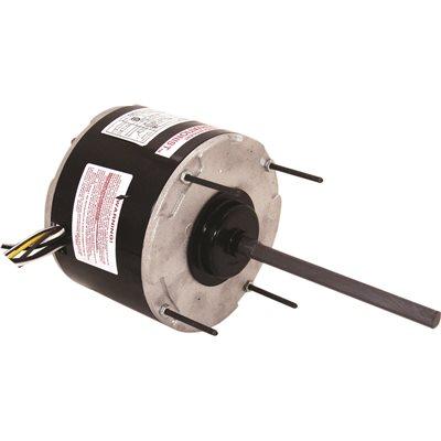 60Hz 1//4 HP 1075 RPM Condenser Fan Motor