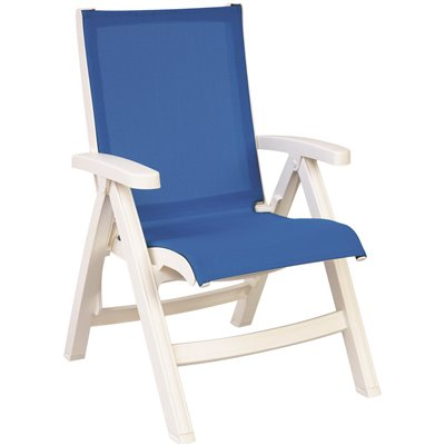 Phenomenal Grosfillex Inc Part Us532004 Belize White Mid Back Short Links Chair Design For Home Short Linksinfo