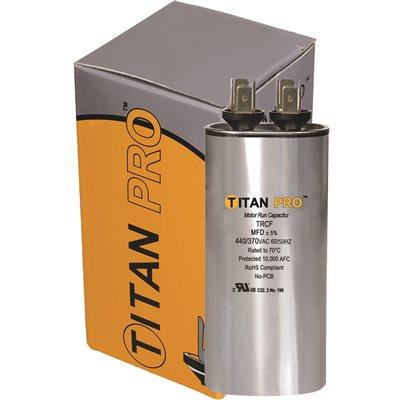 TITAN PRO CAPACITOR 70 MFD 440 370V ROUND