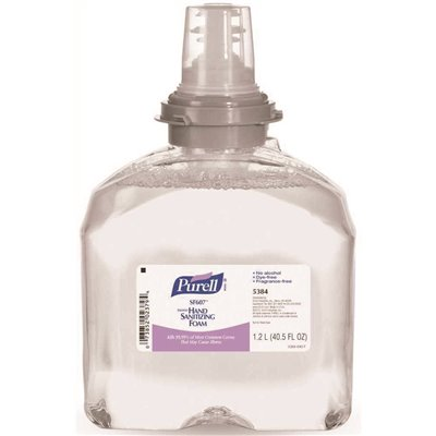 Purell Part 5456 04 Purell Tfx 1200 Ml Instant Hand Sanitizer