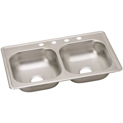 Elkay Part # K233194 - Elkay Kingsford Mobile Home Kitchen Sink ...