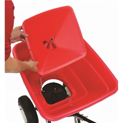 FERTILIZER TRAY FOR F80 FLEX SELECT SPREADER