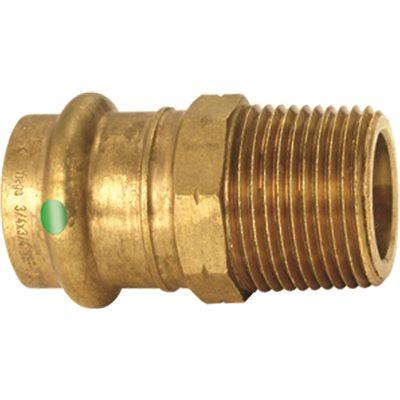Nibco Part # PC60412 - Nibco 1/2 In  Copper Press X Male