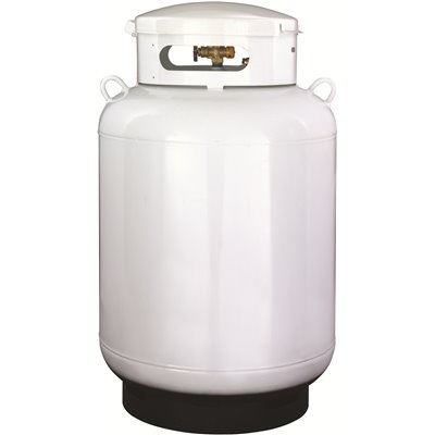 Worthington Part 294590 Worthington 200 Lbs Empty Steel Asme Propane Tank Propane Cylinders Home Depot Pro