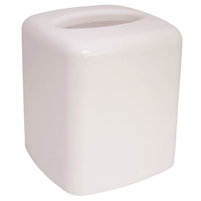 8 x 8 36 Pack White Roll of 95 Appeal APP12508-WB Cube 2-Ply Facial Tissue